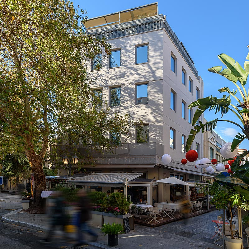 Fos Athens Apartments